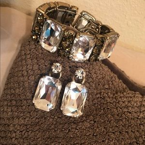 Ann Taylor Jewelry set